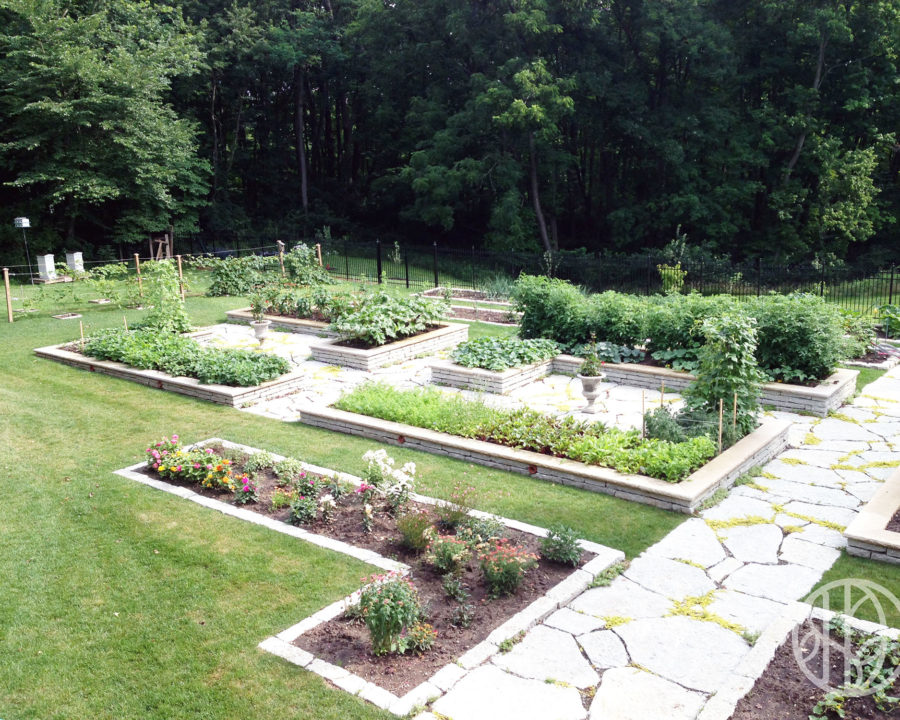 Garden beds in Indian Hill