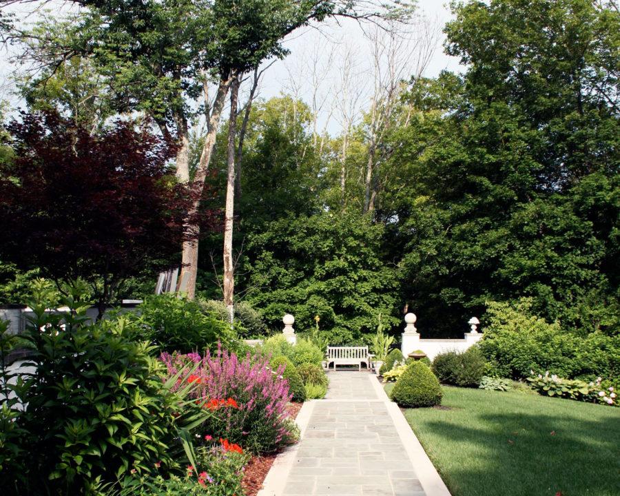 Old Indian Hill Road Cincinnati Garden