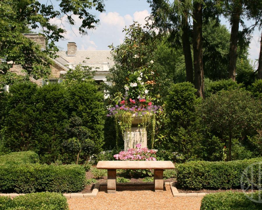Garden in Hyde Park